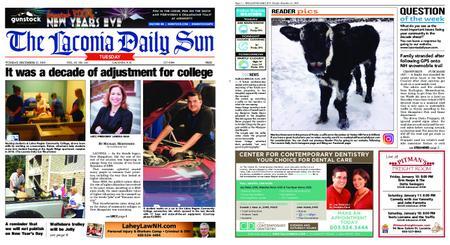 The Laconia Daily Sun – December 31, 2019