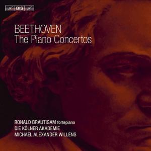 Ronald Brautigam, Die Kölner Akademie & Michael Alexander Willens - Beethoven: Piano Concertos (2019) [24/96]
