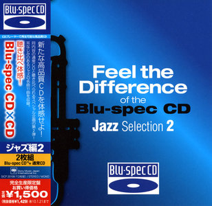 VA - Jazz Selection 2 [2009, Sony Music Japan, SICP 20156~7] Re-up