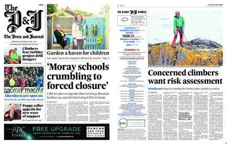 The Press and Journal Moray – September 26, 2018