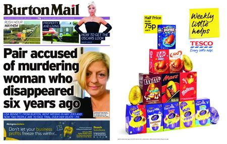 Burton Mail – February 28, 2019