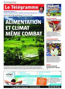 Le Télégramme Guingamp – 09 août 2019