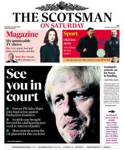 The Scotsman - 31 August 2019