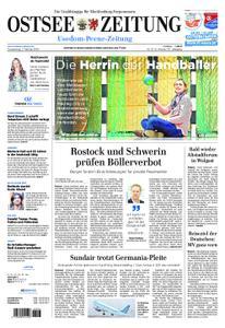 Ostsee Zeitung Wolgast - 07. Februar 2019