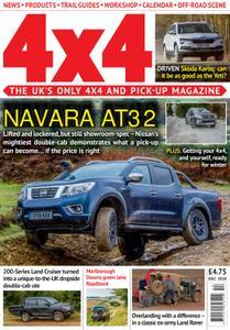 4x4 Magazine UK – December 2018