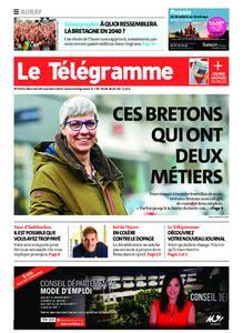 Le Télégramme Auray – 20 novembre 2019