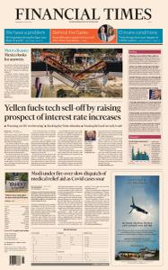 Financial Times Asia - May 5, 2021