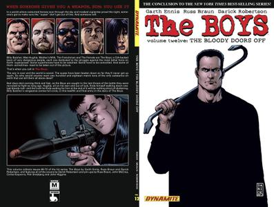 The Boys v12 - The Bloody Doors Off (2012) (digital) (The Magicians-Empire