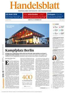 Handelsblatt - 01. November 2016