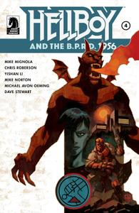 Hellboy and the B P R D-1956 004 2019 digital Son of Ultron