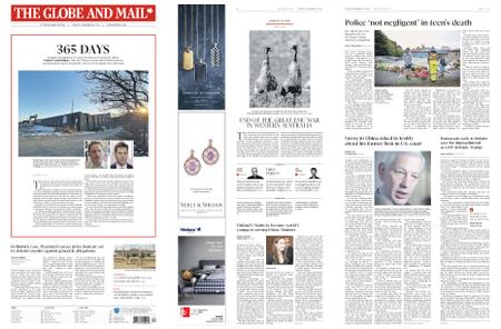 The Globe and Mail – December 10, 2019