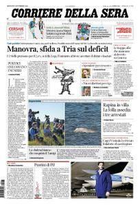Corriere della Sera – 27 settembre 2018