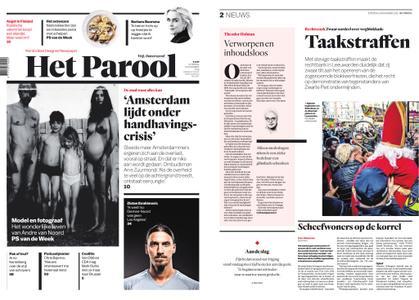 Het Parool – 10 november 2018