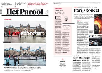 Het Parool – 03 december 2018