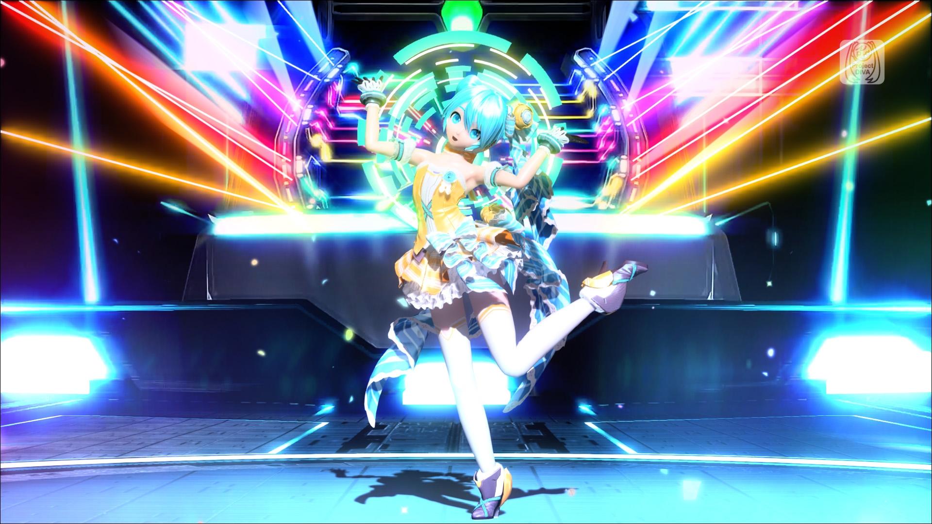 Hatsune Miku: Project DIVA Future Tone (2017)
