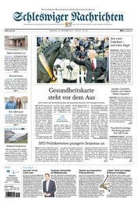 Schleswiger Nachrichten - 23. Oktober 2017
