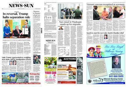 Lake County News-Sun – June 21, 2018