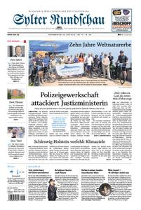 Sylter Rundschau - 20. Juni 2019