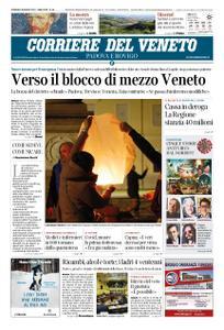 Corriere del Veneto Padova e Rovigo – 08 marzo 2020