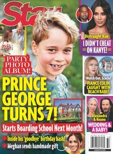 Star Magazine USA - August 10, 2020