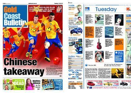 The Gold Coast Bulletin – April 13, 2010