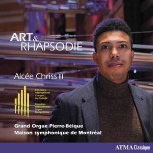 Alcée Chriss III - Art & Rhapsodie (2019)
