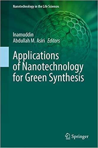 Nanotechnology in chemistry pdf