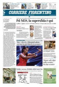 Corriere Fiorentino La Toscana - 4 Gennaio 2018