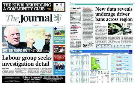 The Journal – May 08, 2018