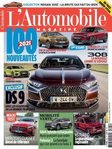 L'Automobile Magazine - Decembre 2020 - Janvier 2021