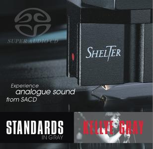 Kellye Gray - Standards In Gray (1990) [Reissue 2005] PS3 ISO + DSD64 + Hi-Res FLAC