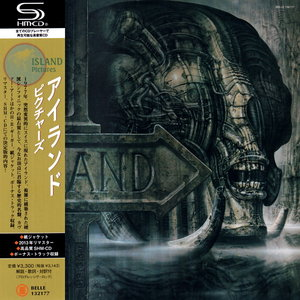 Island - Pictures (1977) [Japan SHM-CD 2013]