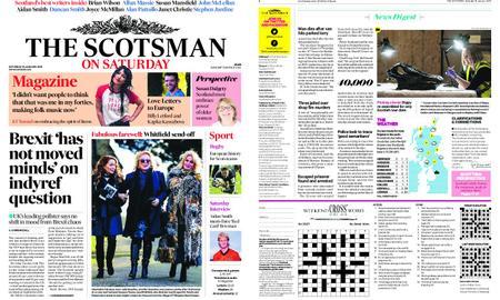 The Scotsman – January 19, 2019