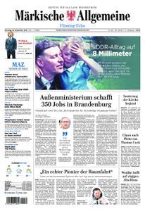 Märkische Allgemeine Fläming Echo - 24. September 2019