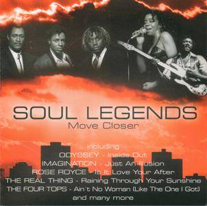 VA - Soul Legends - Move Closer (2004)