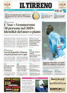 Il Tirreno Livorno - 28 Dicembre 2018