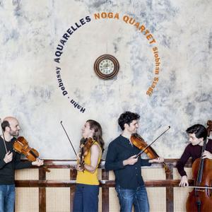 Noga Quartet & Siobhan Stagg - Aquarelles (2019) [Official Digital Download]
