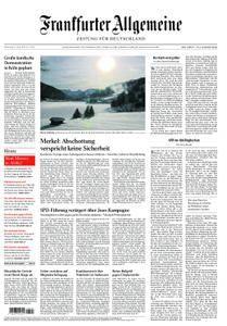 Frankfurter Allgemeine Zeitung F.A.Z. - 25. Januar 2018