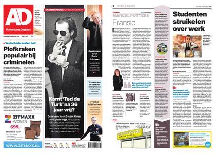 Algemeen Dagblad - Rotterdam Stad – 04 september 2019