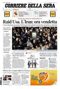 Corriere della Sera – 04 gennaio 2020
