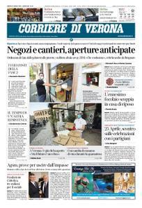 Corriere di Verona – 25 aprile 2020