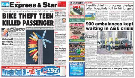 Express and Star City Edition – January 05, 2018