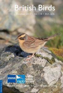British Birds - October 2017