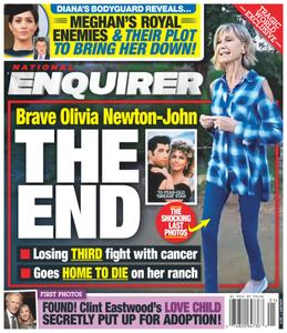 National Enquirer – January 07, 2019