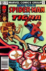 Marvel Team-Up v1 125 1983
