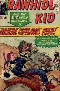 Rawhide Kid v1 043 1964 Punkrat