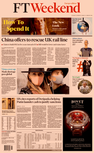 Financial Times Europe – 15 February 2020