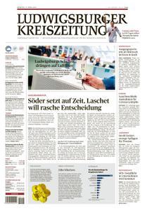 Ludwigsburger Kreiszeitung LKZ - 13 April 2021