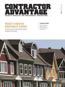 Contractor Advantage - July/August 2017
