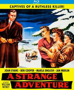 A Strange Adventure (1956) [w/Commentary]